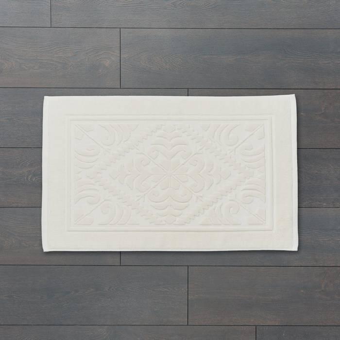 Фото Коврик для ванной комнаты, 50x80 см, хлопок, IDDIS Décor D13C580i12 1