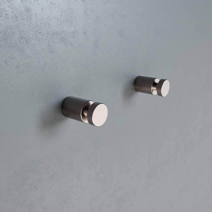 Фото Комплект одинарных крючков, сплав металлов, IDDIS Petite PET2SS1i41, сатин 1
