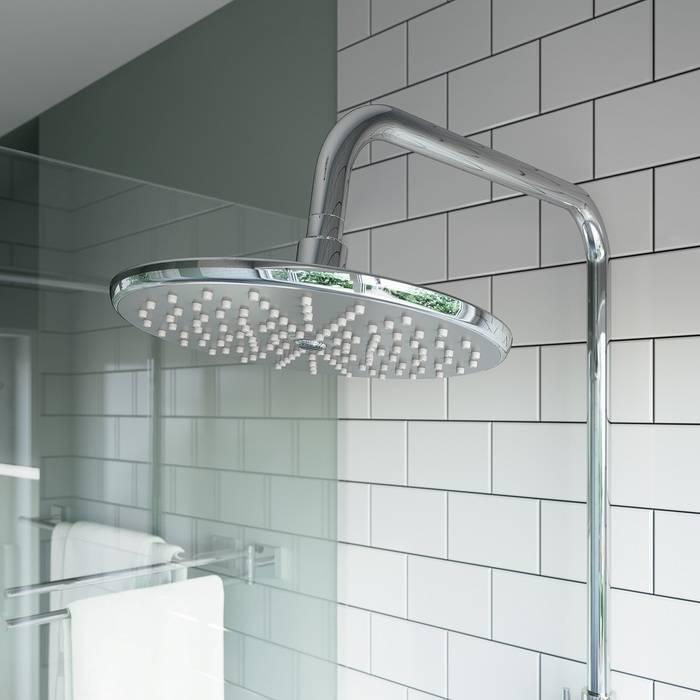 Фото Смеситель для ванны с верхним душем, IDDIS Edifice EDISB3Fi06 4