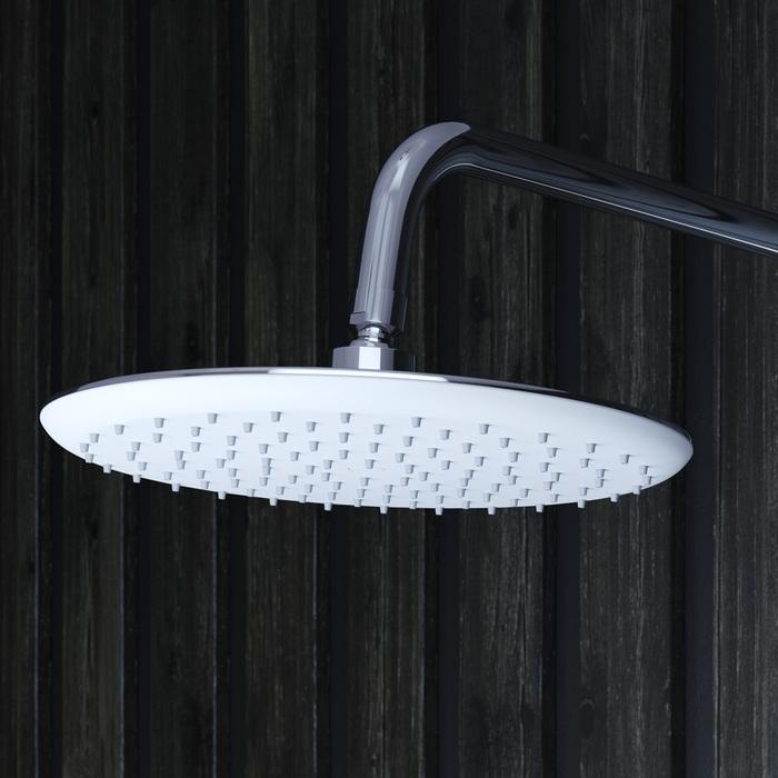 Фото Смеситель для ванны с верхним душем, IDDIS Shelfy SHESB3Fi06 11