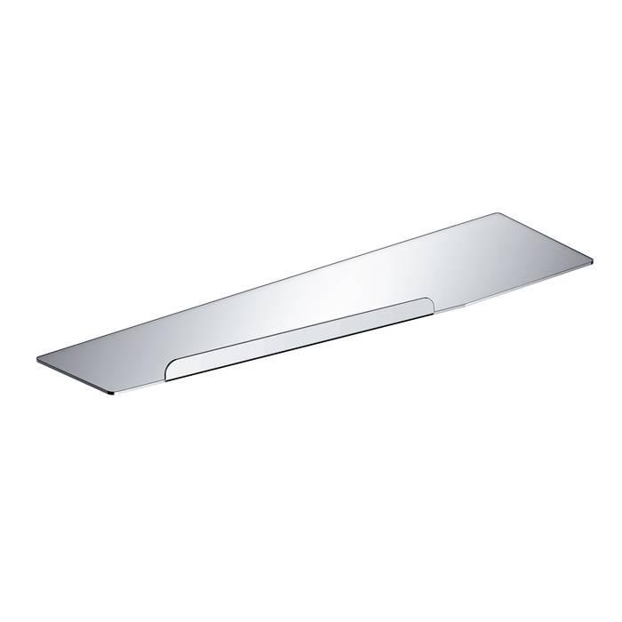 Фото Полка нержавеющая сталь IDDIS Slide SLISC00i44, хром 0