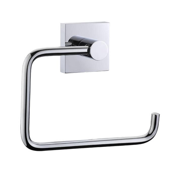 Фото Держатель для туалетной бумаги без крышки, латунь, IDDIS Edifice EDISB00i43 0