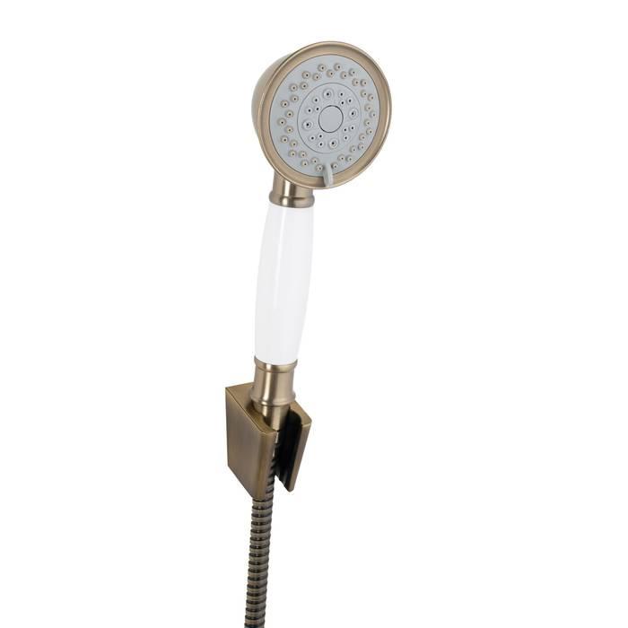 Фото Смеситель для ванны с керамическим дивертором, IDDIS Sam SAMBR02i02 2