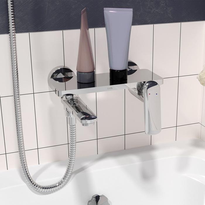 Фото Смеситель для ванны, Dash, IDDIS, DASSB00i02WA 2