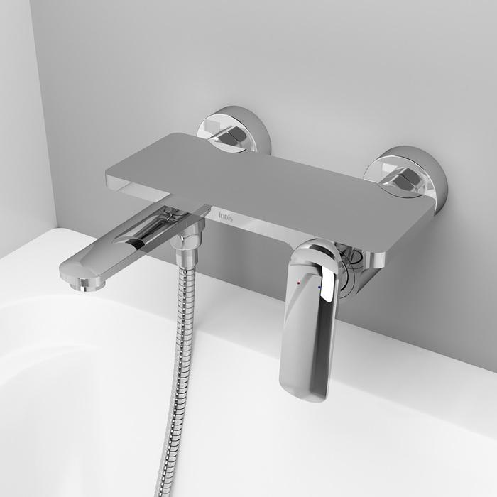 Фото Смеситель для ванны, Dash, IDDIS, DASSB00i02WA 3