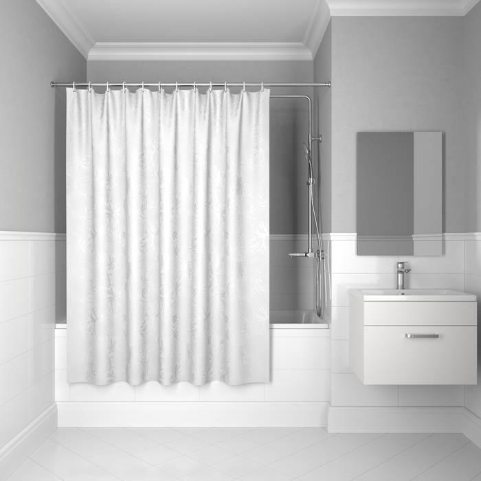 Фото Штора для ванной комнаты, 180x180 см полиэстер, IDDIS Basic B58P118i11 0