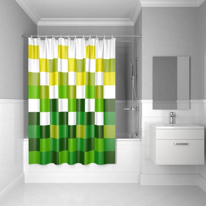 Фото Штора для ванной комнаты, 200x180 см полиэстер, IDDIS Basic B62P218i11 0