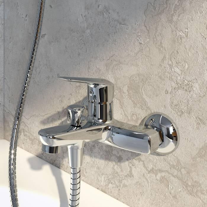 Фото Смеситель для ванны IDDIS Torr TORSB00i02WA 2