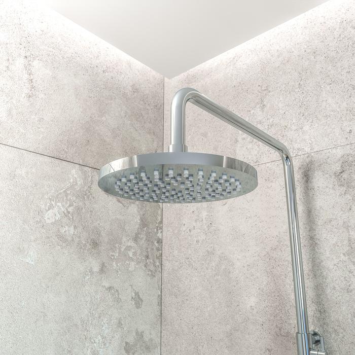 Фото Cмеситель термостатический с верхним душем, IDDIS Torr TORSBBTi06 7