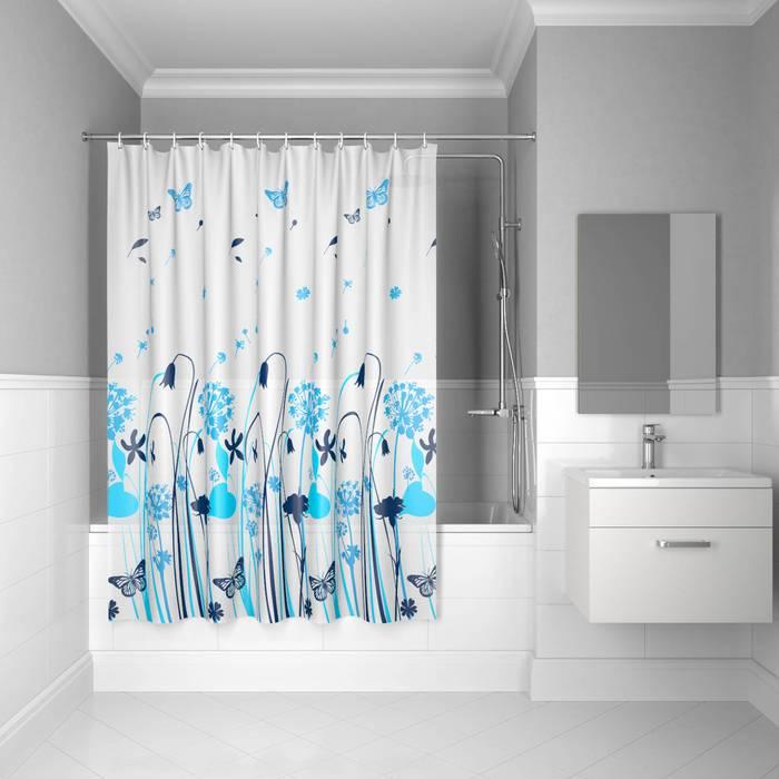 Фото Штора для ванной комнаты, 180x180 см PEVA, IDDIS Promo P31PV11i11 0