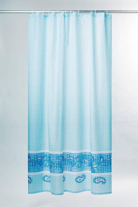 Фото Штора для ванной комнаты, 200x180 см полиэстер, IDDIS Basic B49P218i11 1