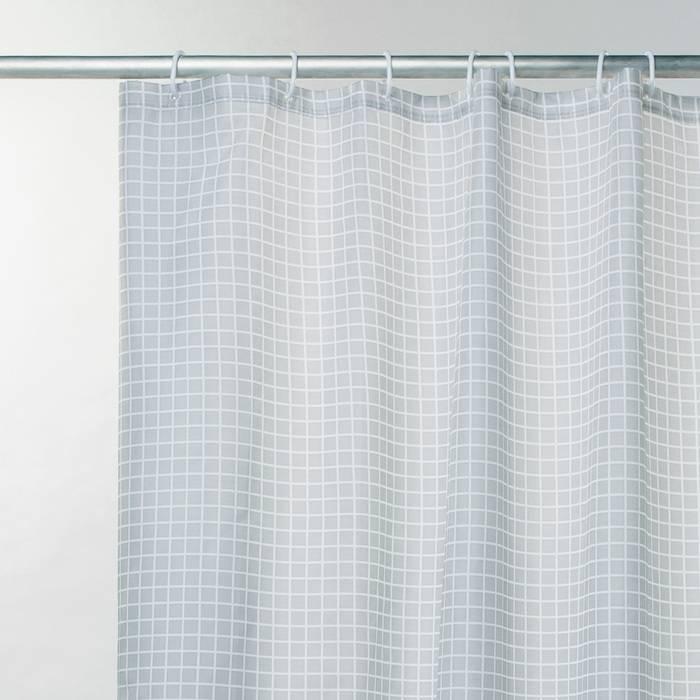 Фото Штора для ванной комнаты, 200x180 см полиэстер, IDDIS Basic B51P218i11 2