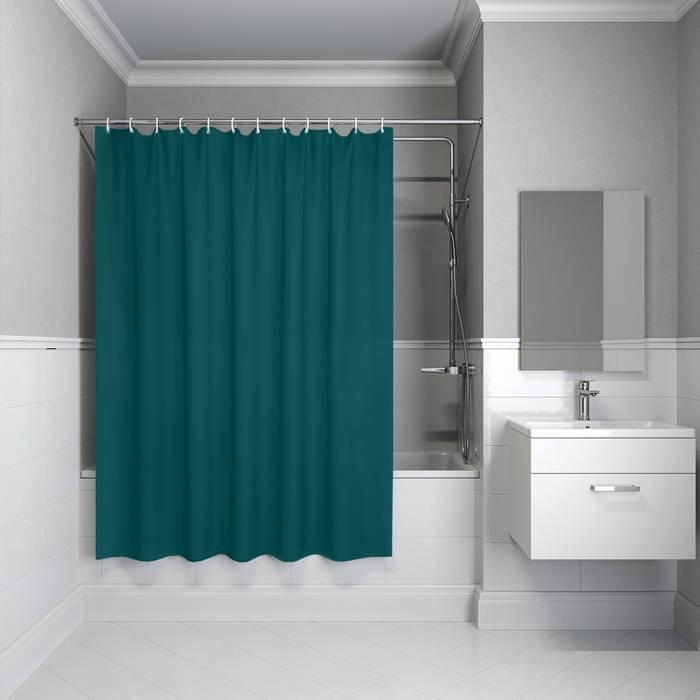 Фото Штора для ванной комнаты, 180x180 см PEVA, IDDIS Promo P35PV11i11 0
