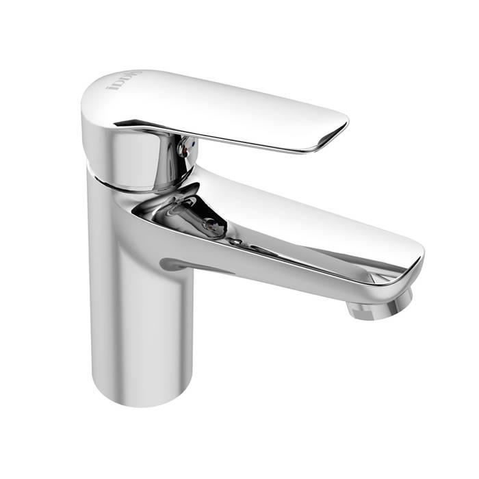 Фото Смеситель для умывальника с гигиеническим душем, IDDIS Torr TORSB00i08 1